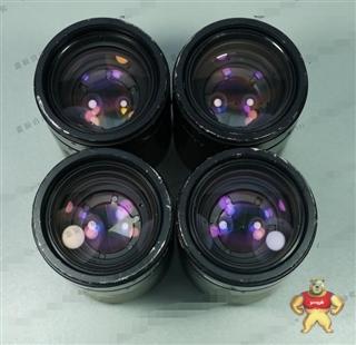 二手 进口工业用高分辨率微距镜头 超大光圈 高亮度 C口