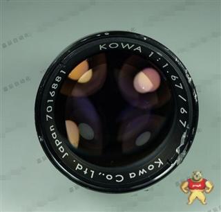 二手KOWA 67mm 1:1.67 恒定光圈 高分辨率镜头 工业镜头