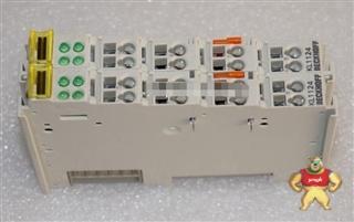 BECKHOFF KL1124 4 通道数字量输入端子模块 5VDC 外观超新