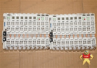 二手BECKHOFF KL9050+KL1488+KL2488+KL5101+KL9010扩展组合95新2