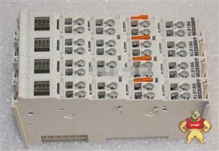BECKHOFF KL9186 电位分配端子模块 外观超新