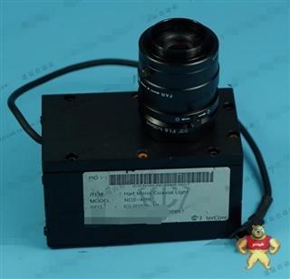 KOWA 35MM 1:1.6 镜头带NCS-48W 白色LED同轴光源 DC12V