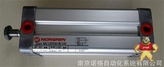 NORGREN 诺冠ISO紧凑型气缸RA/192040/M/100 一级代理特价销售
