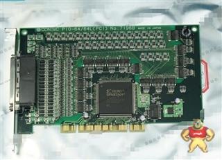 CONTEC PIO-64/64L(PCI) 数据采集卡