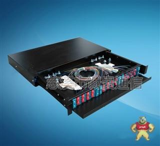 FC口抽拉式48芯光缆终端盒