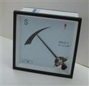 测量准确42L6-S安装式方形面板单相同期仪器仪表接法
