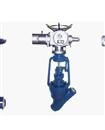 厂家直销J945Y电动截止阀 电动Y型高压截止阀 电站阀门厂家
