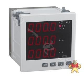 高精度测量PD194U-AK11B带变送输出交流电压电力仪表15V