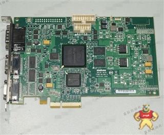 二手Matrox Solios eV-CL SOL 2M EV CLB* Camera link 采集卡