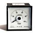 高品质F96-Var指针式防尘单相船舶无功功率仪表5K/100V
