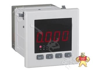 成套配电柜用CD195I-AK1数显1J带报警输出直流电流计300/5A
