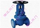 厂家专业生产Z41F4衬氟闸阀(图)质量优质低价批发