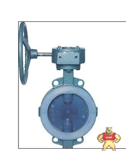 厂家直销手动对夹式蜗轮蝶阀(图)质量优质低价批发