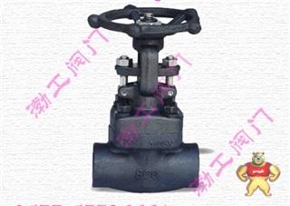 厂家专业生产美标锻钢闸阀(图)质量优质低价批发