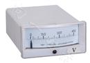 厂价直销46C1-V指针安装式方形面板90℃电压测量仪表800uV