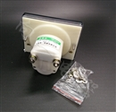 上海厂家69L13-A指针安装式方形外形90℃电流测量仪表接线图解