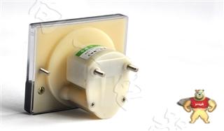 电力仪表厂家69C13-V指针安装式方形直角90℃伏特测量仪表的优点