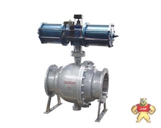 供应Q647F气动固定球阀