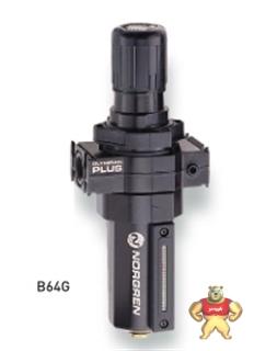IMI NORGREN诺冠过滤减压阀B64G-6GK-AD3-RMN一级代理现货特价