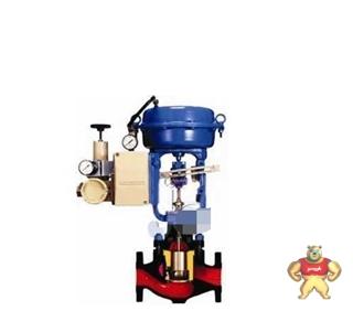 供应MCB811、MCB823气动平衡笼式调节阀