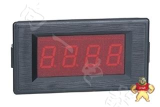 升级版UP5135-V单相非智能交流AC安培面板表300/5A