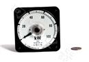 电力仪表厂家45L8-KW指针式防水单相船舶有功功率仪表面板