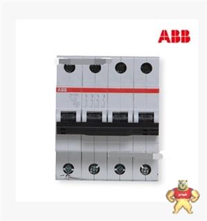 【ABB微型断路器】S204-Z63; 10115768