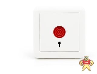 ABB 开关插座 德静报警开关SOS紧急按钮AJ419