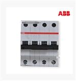 【ABB微型断路器】S204M-D63; 10113539