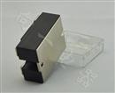 经济型SSR1-10F低压非封闭式延时固体继电器面板