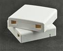 两口光纤桌面盒