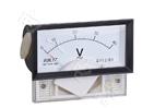 上海向一电器69L17指针安装式交流直角90℃电压测量仪表的作用