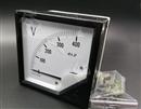 稳定可靠6L2指针安装式AC直角90℃电压测量仪表80 80