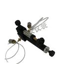 便携式压力泵JDYFQ-025S气体压力手持泵手动气压源仪表校验器