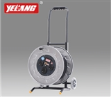 野狼YL-38FT-A(无线)轮车式防尘防异物移动电缆盘 电缆卷盘