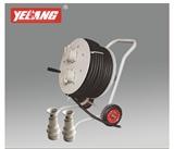 220V 工业电缆卷盘 YELANG/野狼 防爆卷线盘  防爆检测电缆盘