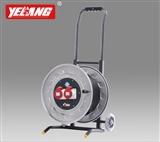 野狼YL-38GT3-A(无线)轮车式工业插座移动电缆盘 电缆卷盘