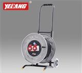 野狼YL-38GT1-B(无线)轮车式工业插座移动电缆盘 电缆卷盘