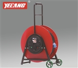 YELANG/野狼YL-50CFS(无线)轮车式移动电缆卷盘 电缆盘 拖线盘