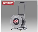 野狼YL-38GT3-B(无线)轮车式工业插座移动电缆盘 电缆卷盘