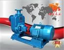 ZW型自吸排污泵结构图