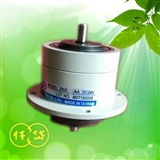 台湾仟岱 千代 原装进口ZKAS50AA微小型磁粉电磁离合器DC24V 19W