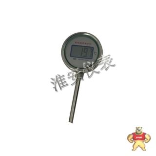 一体化就地温度显示仪数字显示温度计一体化现场显示温度仪