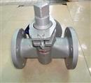 X44W三通铸钢旋塞阀