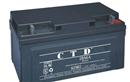 CTD蓄电池6GFM65代理-直销