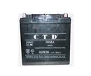 德国CTD蓄电池6GFM38**代理