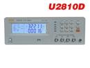 优高U2810D LCR数字电桥性价比高于同惠TH2810D,100Hz-10kHz