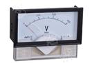 测量准确44C17-V指针安装式方形面板90℃伏特计图片