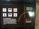 梅兰日兰蓄电池M2AL12-55价格-直销