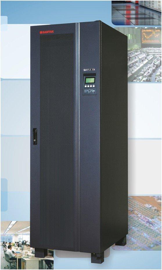山特ups不间断电源 3c3ex40ks 40kva 高频机 外接电池